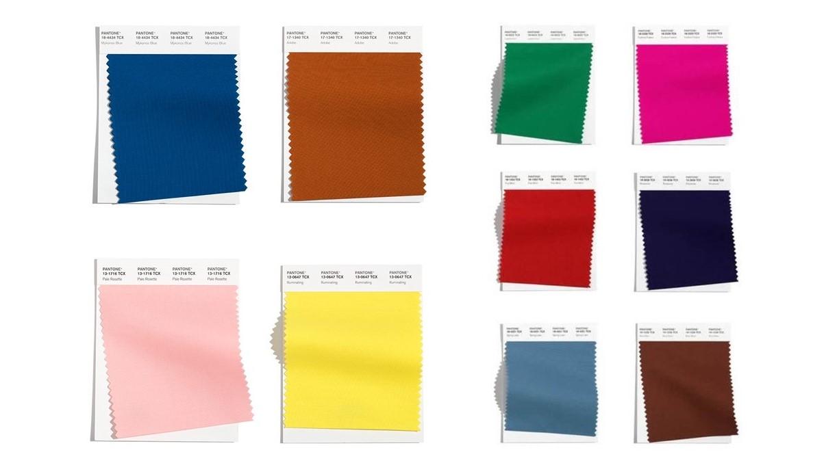 Pantone Autunno Inverno 2021 2022: un colore per ogni stagione dell'Armocromia!